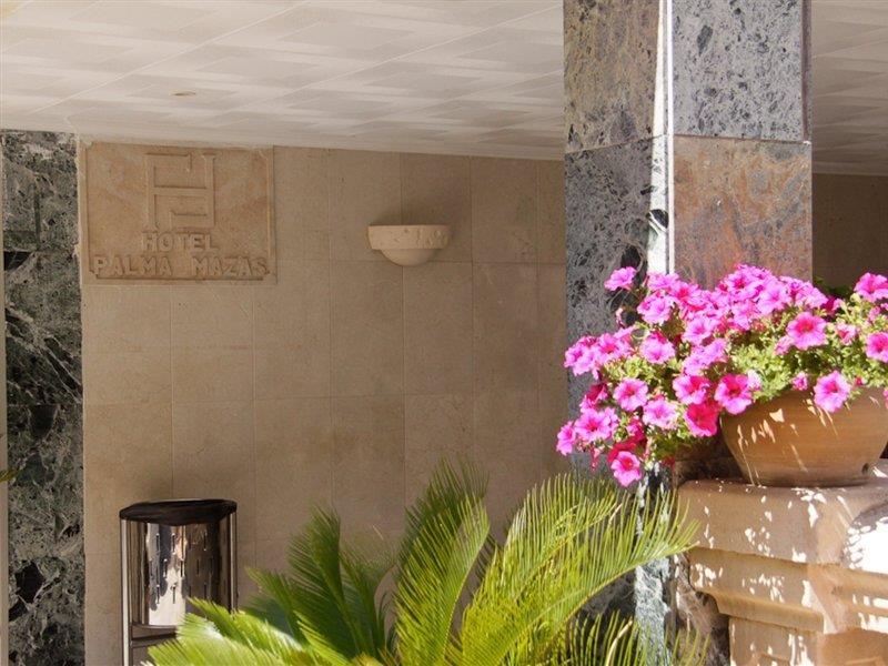 Hotel Palma Mazas in S'Arenal, Mallorca L