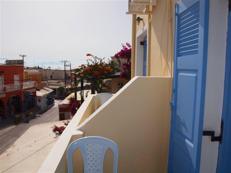 Narkissos Hotel in Kamari, Santorin TE