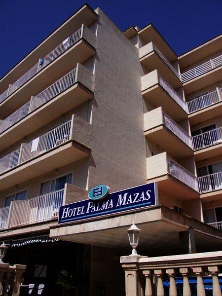 Hotel Palma Mazas in S'Arenal, Mallorca