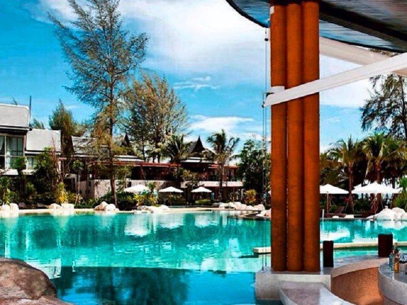 Natai Beach Resort & Spa in Phang Nga, Phang Nga P