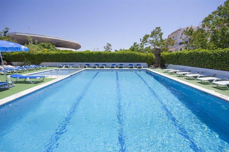 AzuLine Llevant Hotel in Sant Antoni de Portmany, Ibiza P