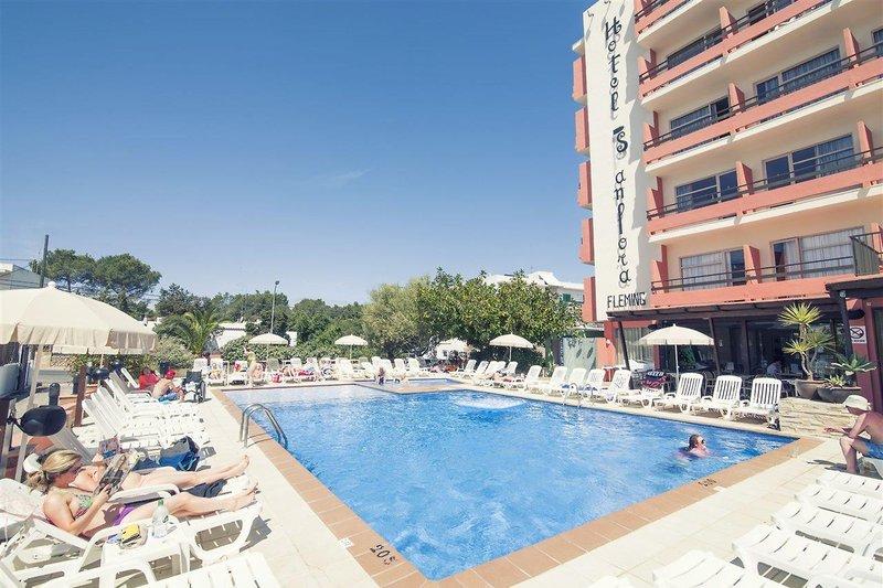 azuLine Hotel S'Anfora & Fleming in Sant Antoni de Portmany, Ibiza P