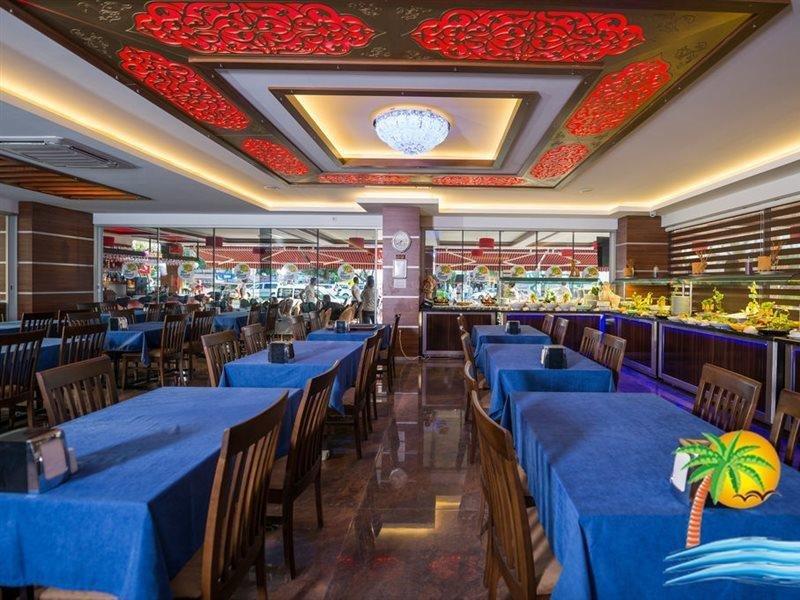 Hotel Kleopatra Blue Hawaii in Alanya, Türkische Riviera BA