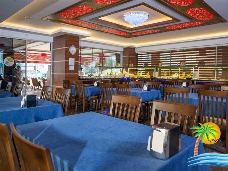 Hotel Kleopatra Blue Hawaii in Alanya, Türkische Riviera