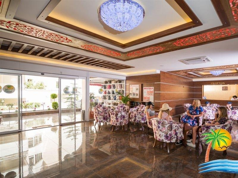 Hotel Kleopatra Blue Hawaii in Alanya, Türkische Riviera L