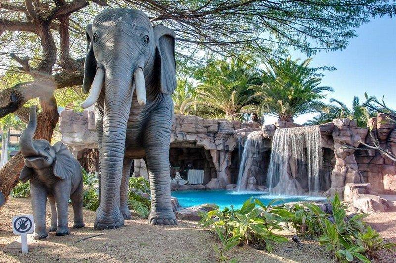 Lopesan Baobab Resort in Meloneras, Gran Canaria TI