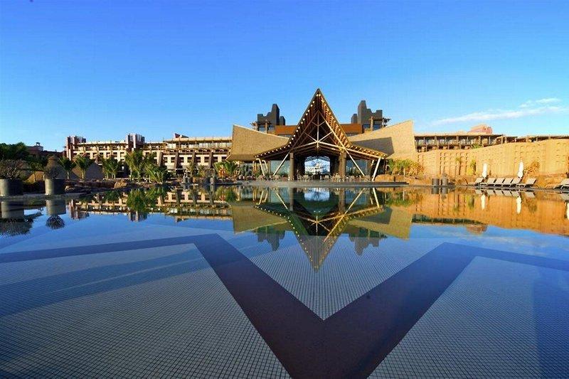 Lopesan Baobab Resort in Meloneras, Gran Canaria TE