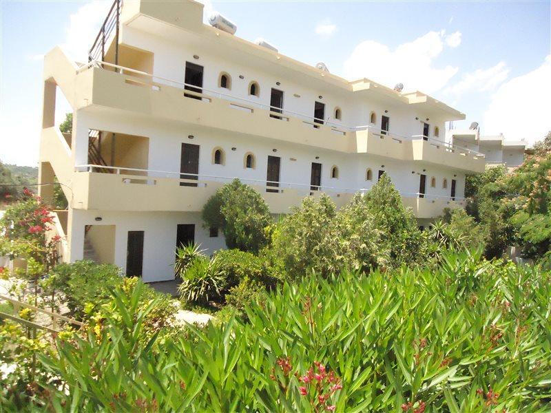 Hermes Studios in Faliraki, Rhodos A
