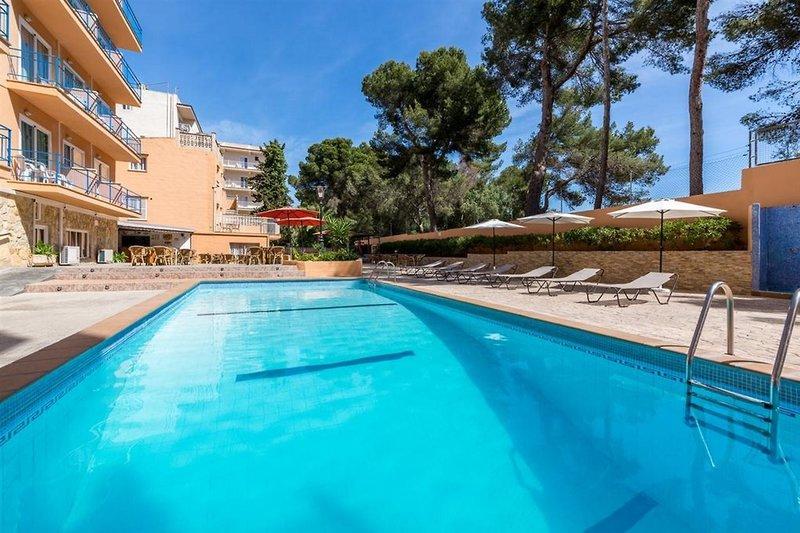 Costa Mediterraneo in S'Arenal, Mallorca P
