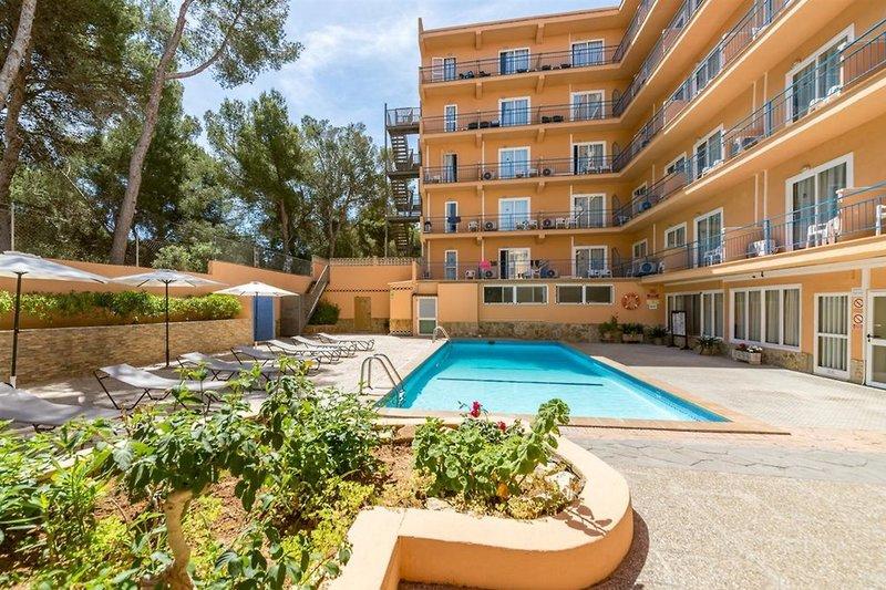 Costa Mediterraneo in S'Arenal, Mallorca A
