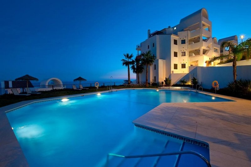 Apartamentos Fuerte Calaceite in Torrox Costa, Costa del Sol P