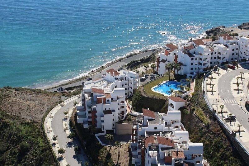 Apartamentos Fuerte Calaceite in Torrox Costa, Costa del Sol