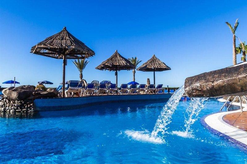 BlueBay Beach Club in San Agustín, Gran Canaria P