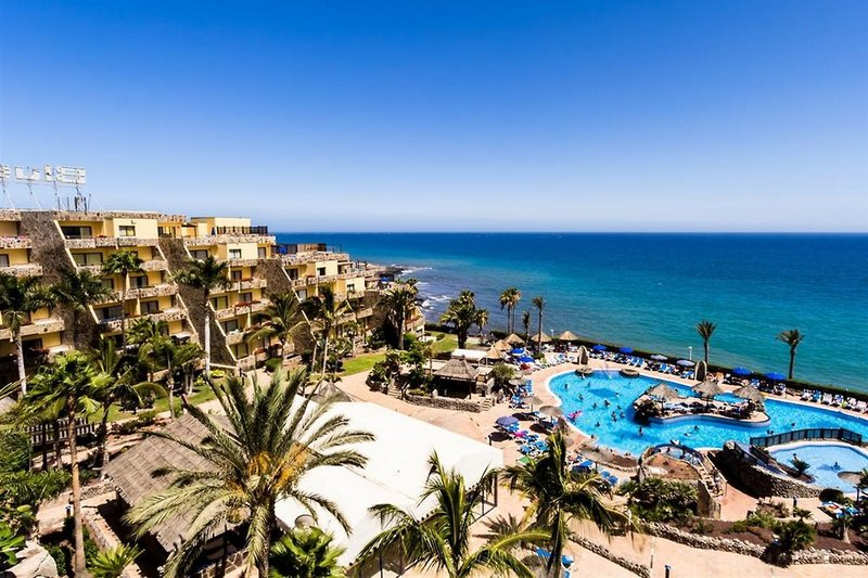 BlueBay Beach Club in San Agustín, Gran Canaria