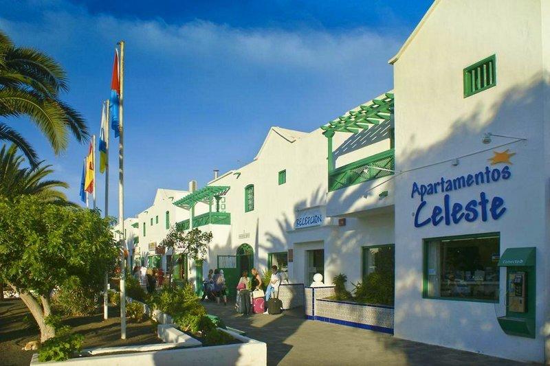 Celeste in Costa Teguise, Lanzarote
