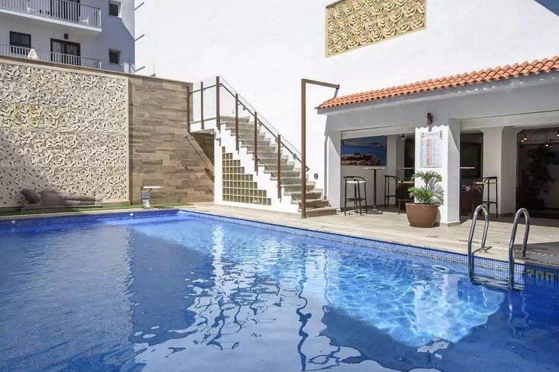 Hostal Florencio in Sant Antoni de Portmany, Ibiza P