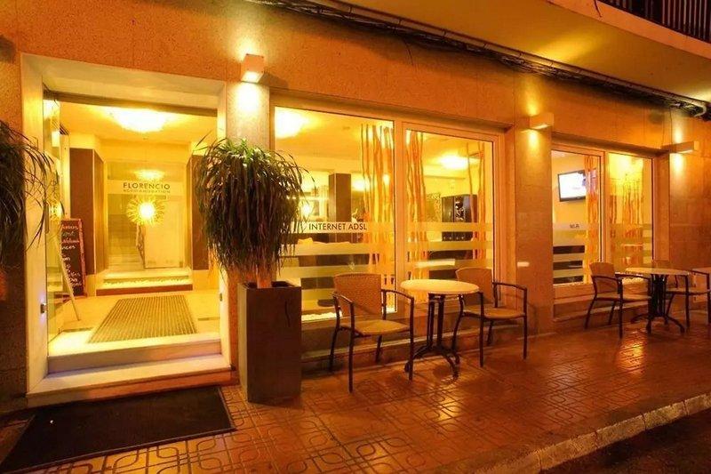 Hostal Florencio in Sant Antoni de Portmany, Ibiza L