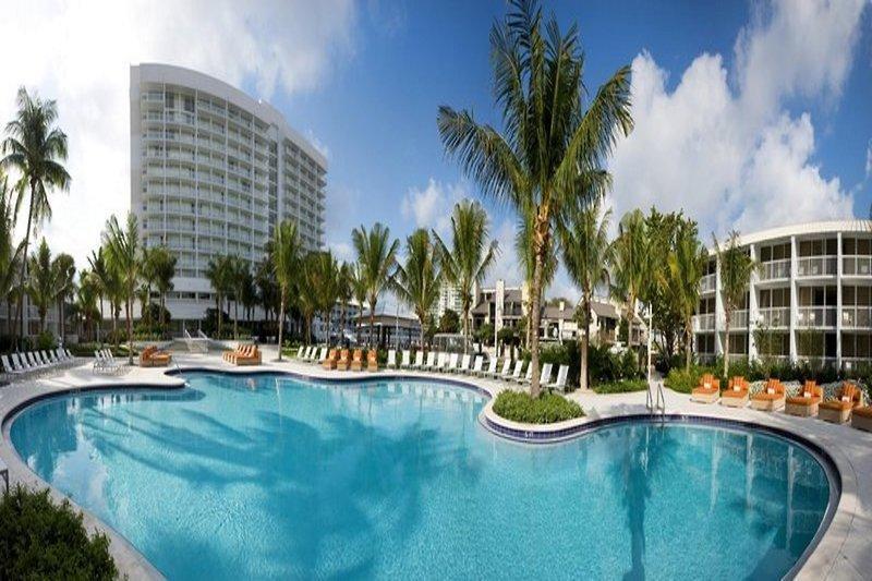 Hilton Fort Lauderdale Marina in Fort Lauderdale, Florida - Ostküste
