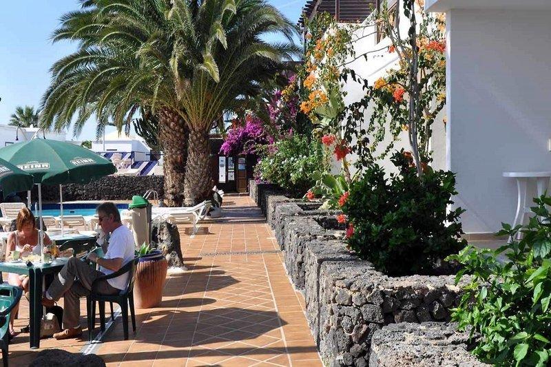 Los Tulipanes in Puerto del Carmen, Lanzarote BA