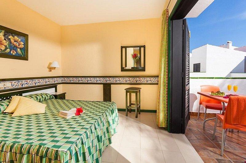 Apartamentos Puerto Caleta in Caleta de Fuste, Fuerteventura W
