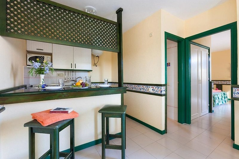 Apartamentos Puerto Caleta in Caleta de Fuste, Fuerteventura BA