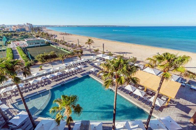Aparthotel Fontanellas Playa in Playa de Palma, Mallorca P