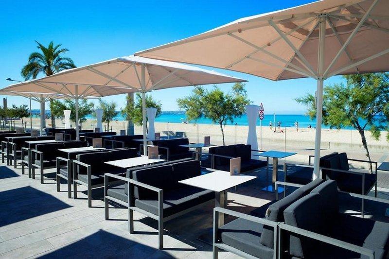 Aparthotel Fontanellas Playa in Playa de Palma, Mallorca TE