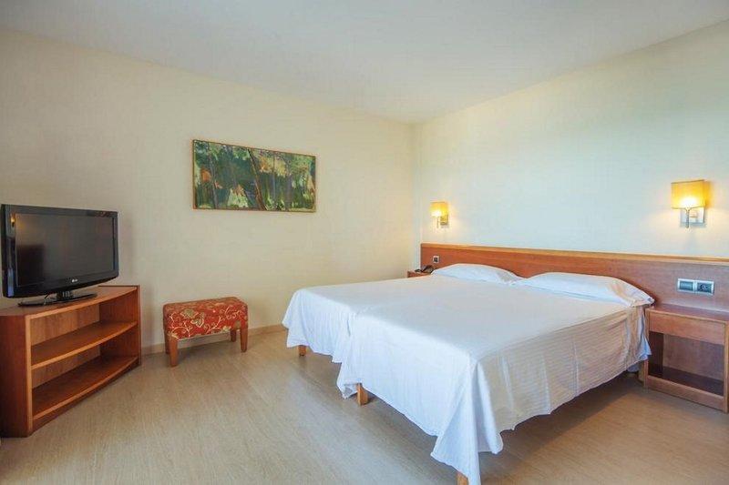 Aparthotel Fontanellas Playa in Playa de Palma, Mallorca W