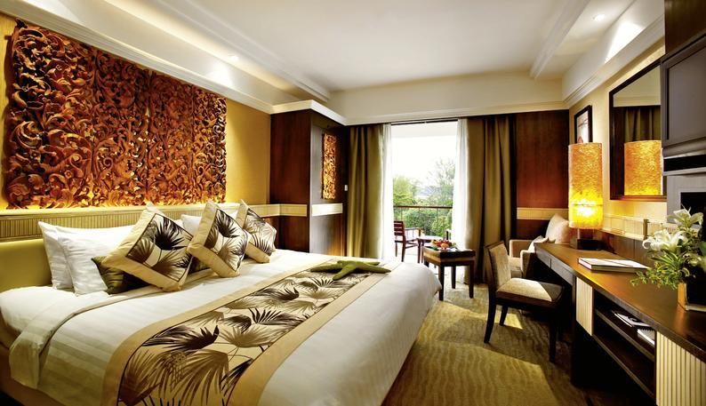 Golden Sands Resort by Shangri-La in Batu Ferringghi, Malaysia - Pulau Penang W
