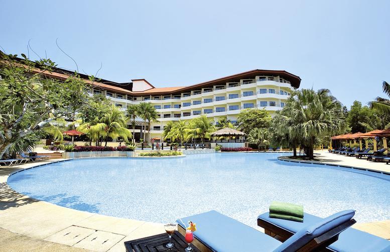 Swiss Garden Beach Resort Kuantan in Kuantan, Malaysia - Pahang P