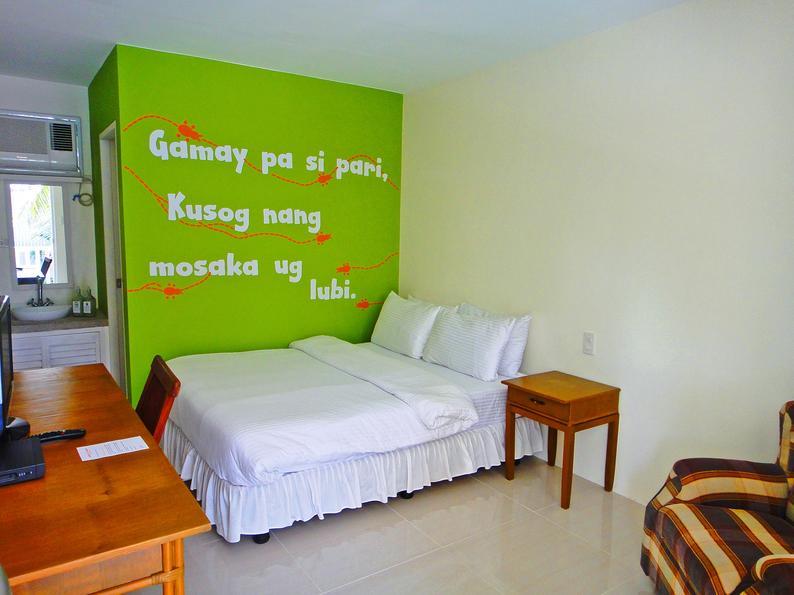 Momo Beach House in Panglao Island, Philippinen W