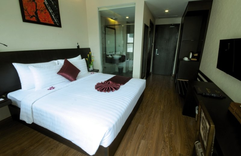 Sonnet Hotel in Ho-Chi-Minh-Stadt, Vietnam W