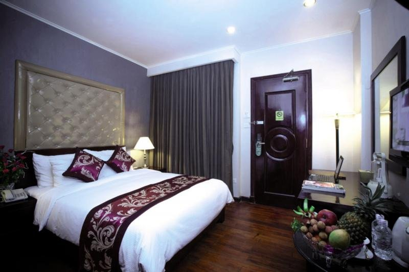 Medallion Hanoi Hotel in Hanoi, Vietnam W