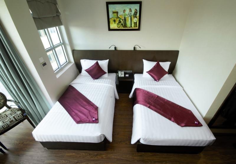 Sonnet Hotel in Ho-Chi-Minh-Stadt, Vietnam