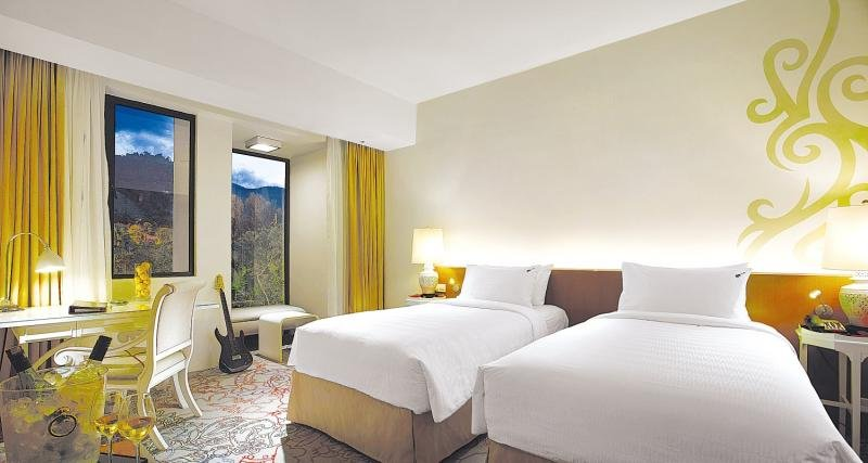 Hard Rock Hotel Penang in Insel Penang, Malaysia - Pulau Penang W
