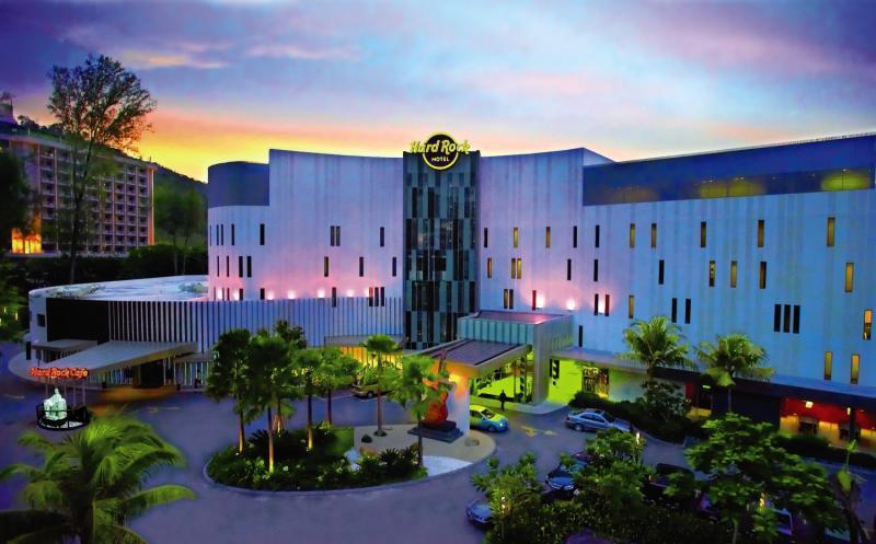 Hard Rock Hotel Penang in Insel Penang, Malaysia - Pulau Penang L