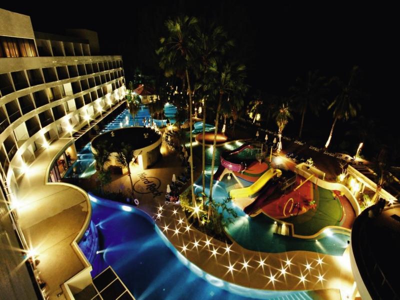 Hard Rock Hotel Penang in Insel Penang, Malaysia - Pulau Penang P