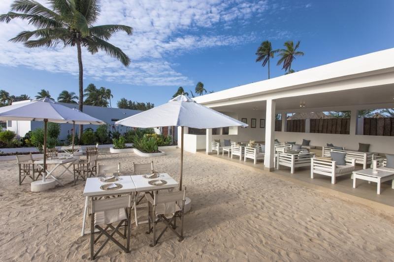Dhown Inn in Paje, Tansania - Insel Zanzibar R