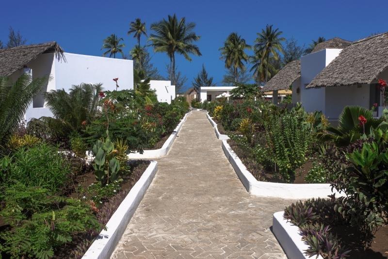 Dhown Inn in Paje, Tansania - Insel Zanzibar GA