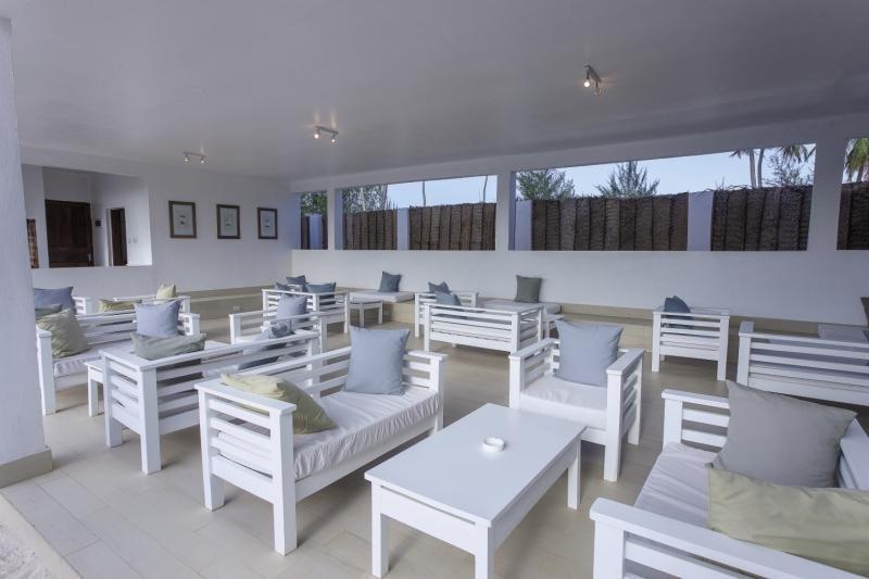 Dhown Inn in Paje, Tansania - Insel Zanzibar L