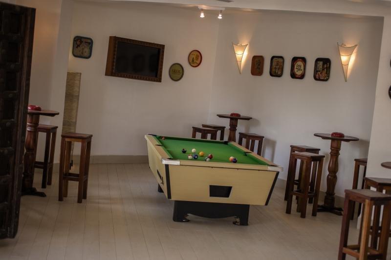 Dhown Inn in Paje, Tansania - Insel Zanzibar BA