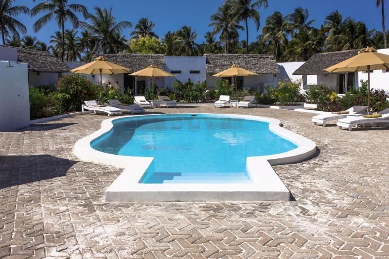 Dhown Inn in Paje, Tansania - Insel Zanzibar P