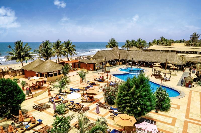 Kombo Beach in Kotu, Gambia A