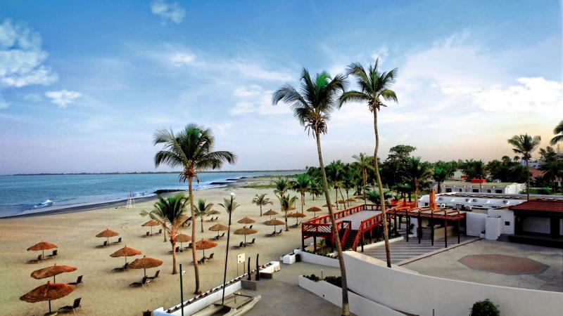 Sunbeach Hotel & Resort in Bakau, Gambia TE