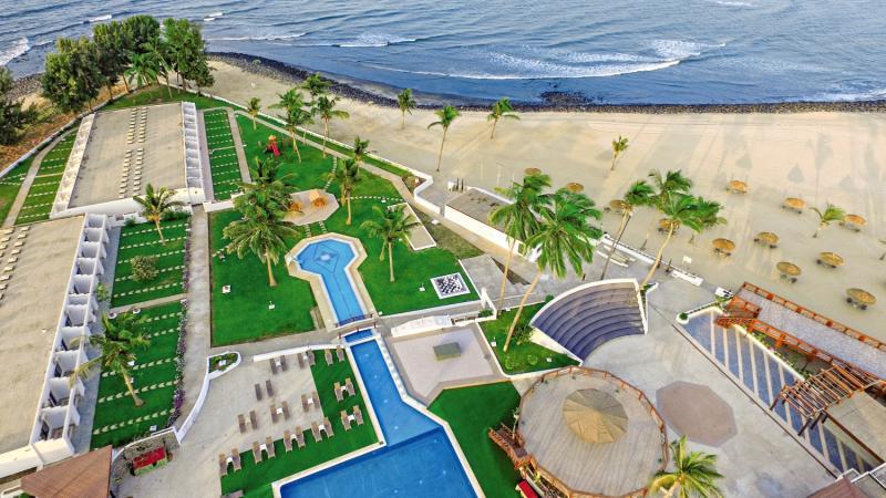 Sunbeach Hotel & Resort in Bakau, Gambia S