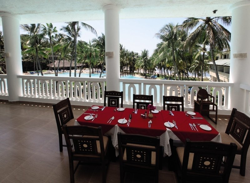 Emrald Flamingo Beach Resort & Spa in Shanzu Beach, Kenia - Küste TE