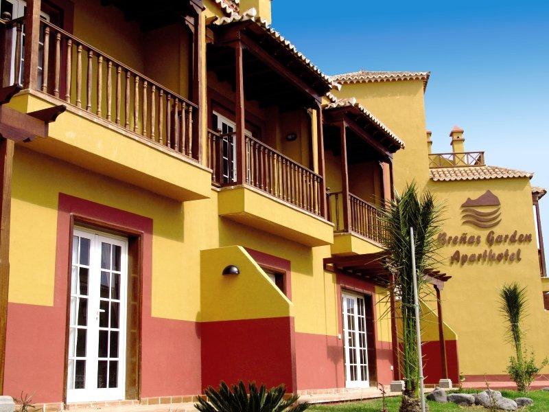 Breñas Garden in Breña Baja, La Palma A