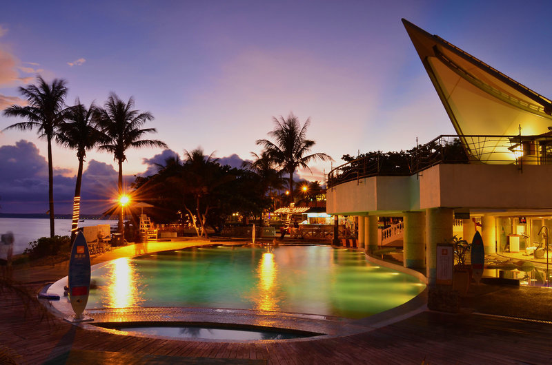Kenting Chateau Beach Resort in Hengchun, Taiwan P