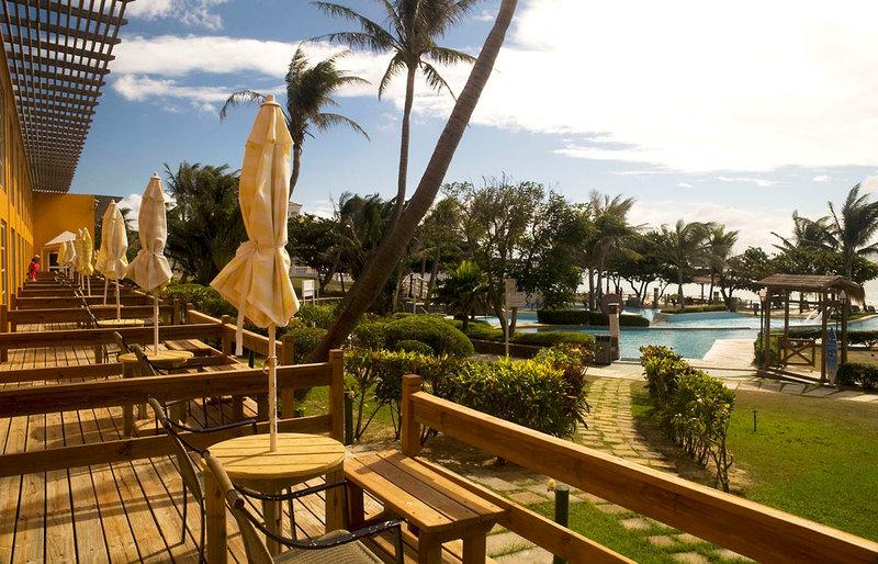 Kenting Chateau Beach Resort in Hengchun, Taiwan W
