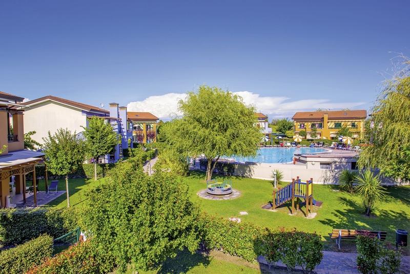 Villaggio Le Ginestre in Lido Altanea, Italienische Adria GA